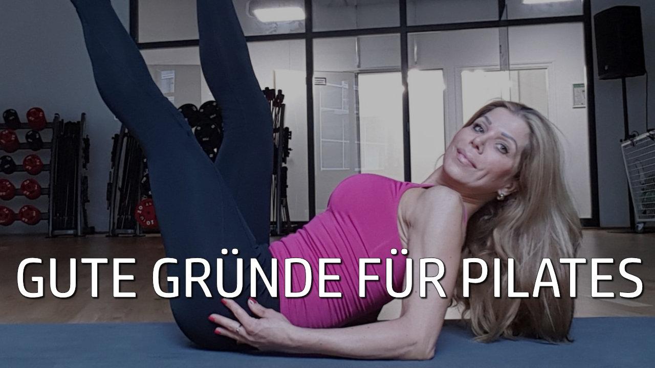 Gründe für Pilates